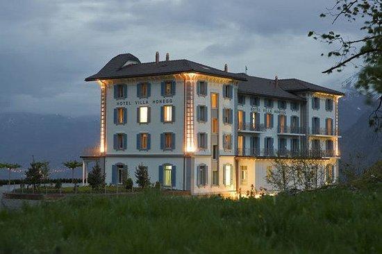Hotel Villa Honegg: Exterior