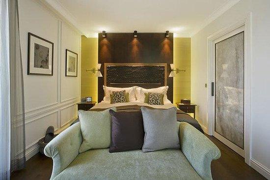 Hotel Villa Honegg : Guest Room
