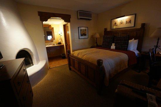Old Santa Fe Inn: 部屋NO20