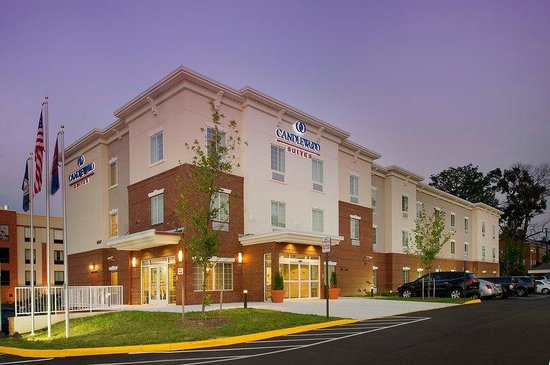 Quality Inn & Suites: Welcome to the Candlewood Suites Alexnadria Ft Belvoir