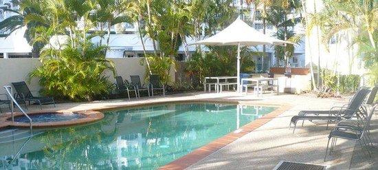 Aruba Beach Resort: Pool And Spa