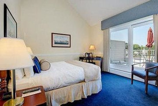 St. Michaels Harbour Inn Marina & Spa: Waterfront Rooms