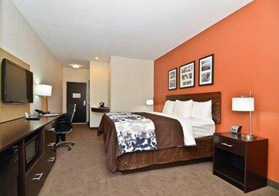 Sleep Inn And Suites Lubbock: Guest Room