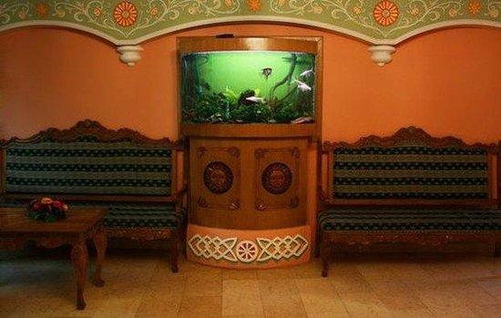 Sretenskaya Hotel: Lobby View