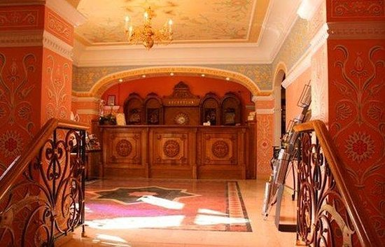 Sretenskaya Hotel: Reception
