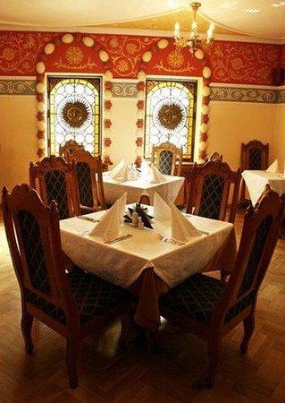 Sretenskaya Hotel: Restaurant