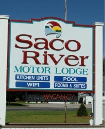 Saco River Lodge & Suites: Saco River