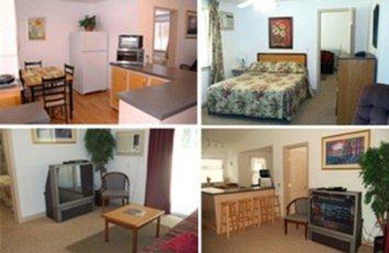Saco River Lodge & Suites: Suites