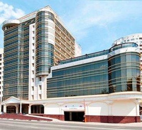 Rimar Hotel: Fasad