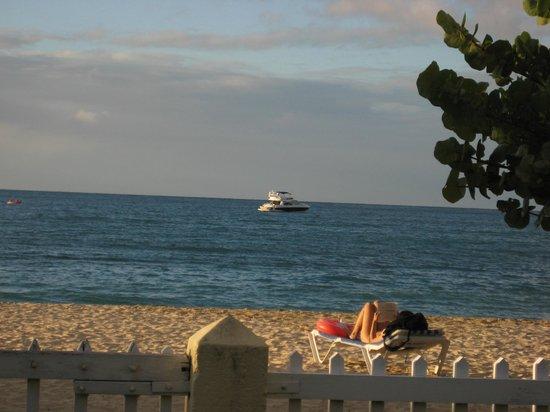 Radisson Grenada Beach Resort: The view from my room!