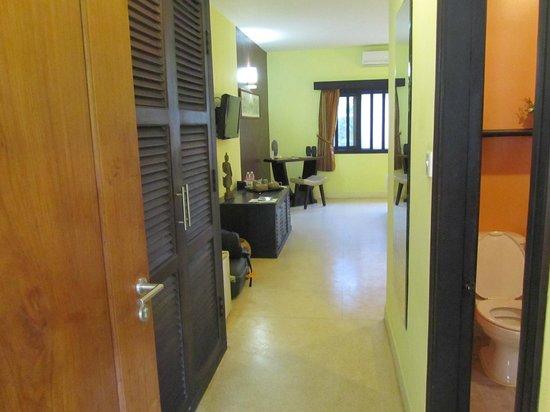 Siddharta Boutique Hotel: habitación