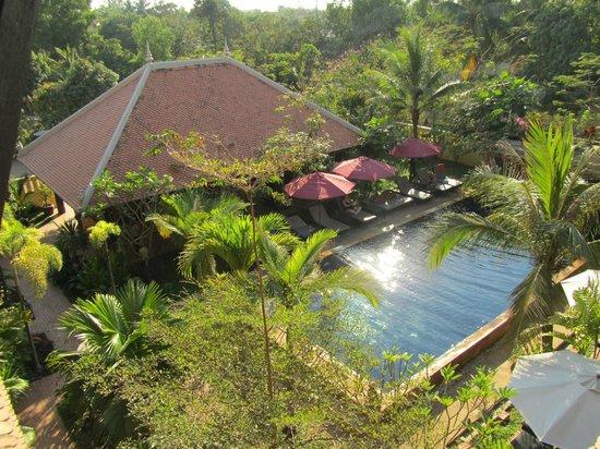 Siddharta Boutique Hotel: vista piscina