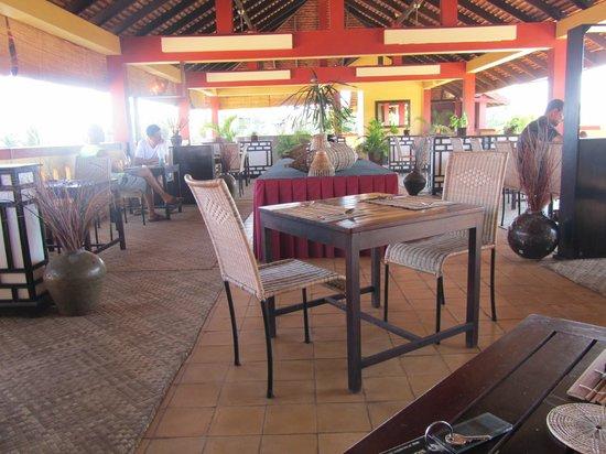 Siddharta Boutique Hotel: restaurante