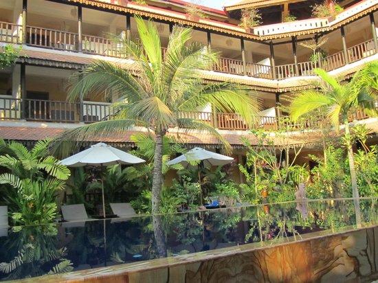 Siddharta Boutique Hotel: piscina