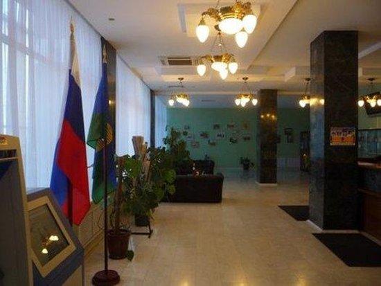 Derzhavinskaya: Lobby