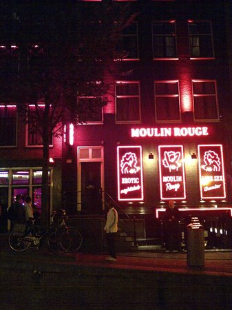 Moulin Rouge (Amsterdam, The Netherlands) on TripAdvisor