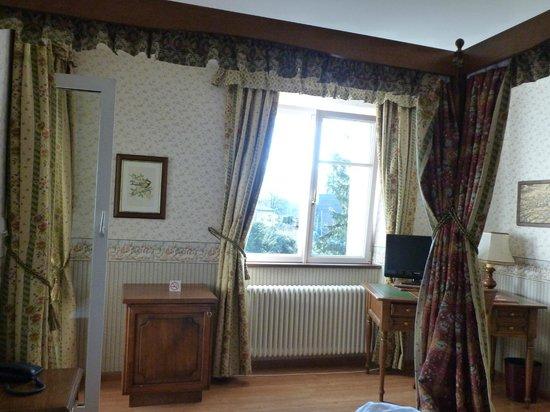 Hotel  Post Victoria: una delle camere