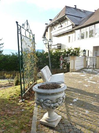 Hotel  Post Victoria : giardino