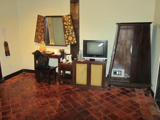 Ramayana Boutique Hotel: Habitación