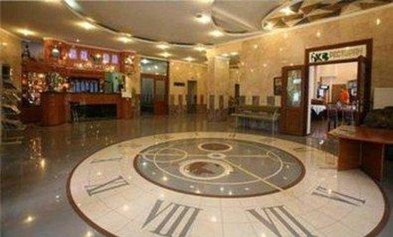 K-Vizit Hotel: Lobby