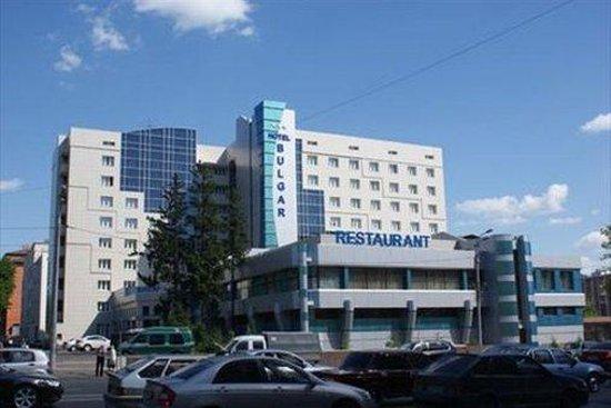 Hotel Bulgar: Exterior