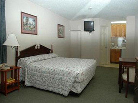 Whits Inn: King Efficiency