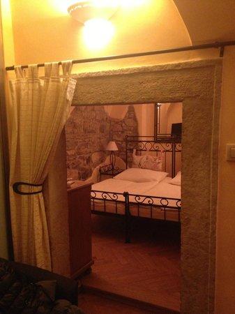 Charming Prague Apartments At the Black Star : Room