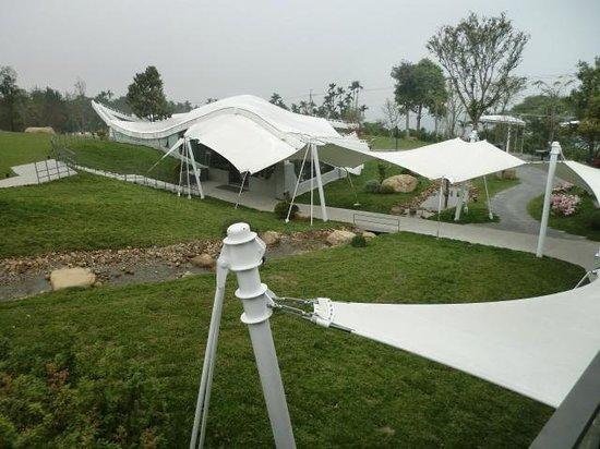Khokak Panoramas Hotel:                   園區2