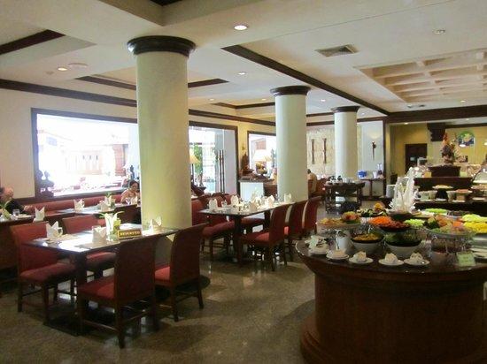 Wiang Inn Hotel: Comedor