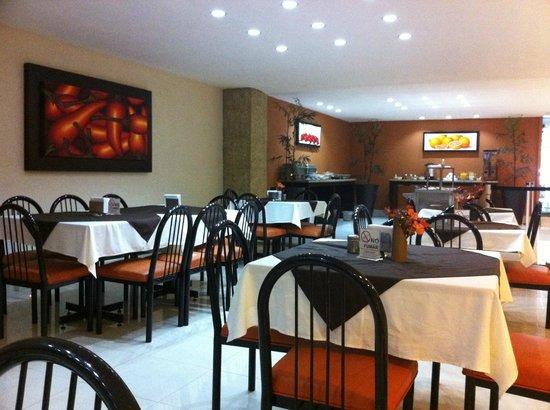Dali Plaza Hotel: restaurant