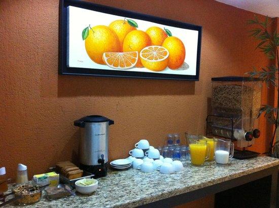 هوتل دالي إجيكوتيفو: breakfast