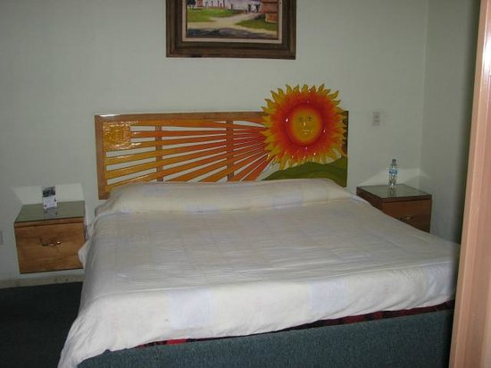 Hotel California: comfortable bed