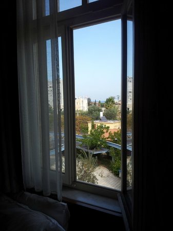 View From Deluxe Room Picture Of The Colony Hotel Haifa