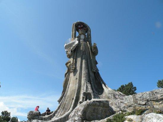Hotel Rompeolas: Virgen de la Roca