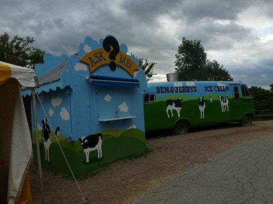 Ben & Jerry's: Autobus