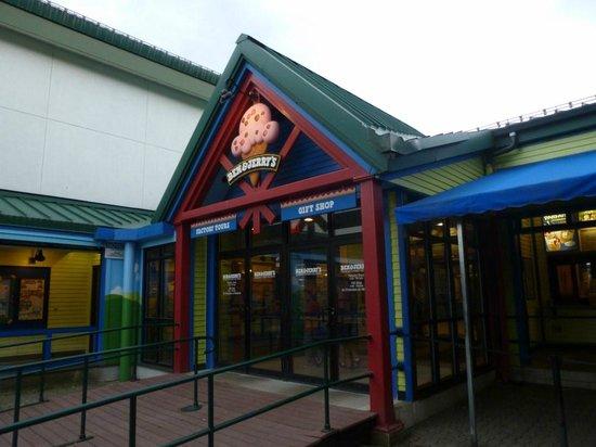 Ben & Jerry's: Entrada