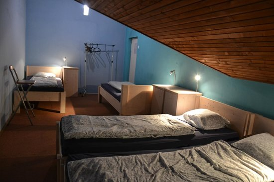 Vila Veselova: Appartment / 4 Bed Dorm Mixed - Blue room