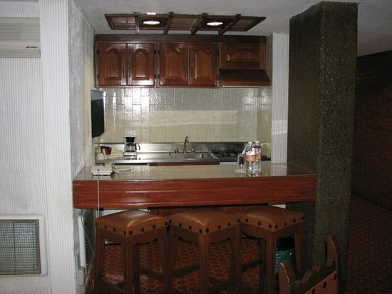 Suites Amberes: mini kitchen