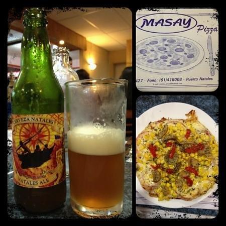 Masay Pizza:                   delicious!!