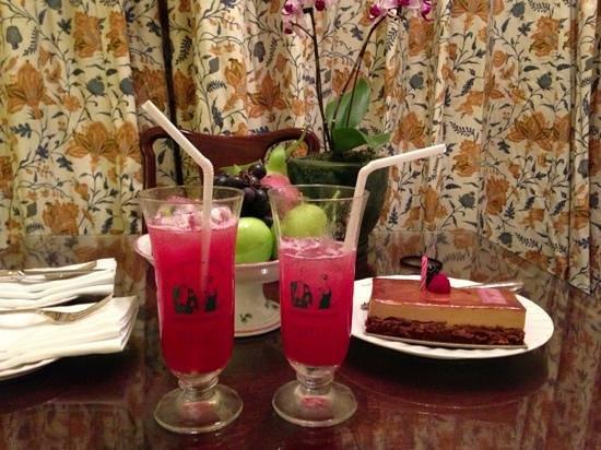 Raffles Hotel Singapore: Singapore Sling
