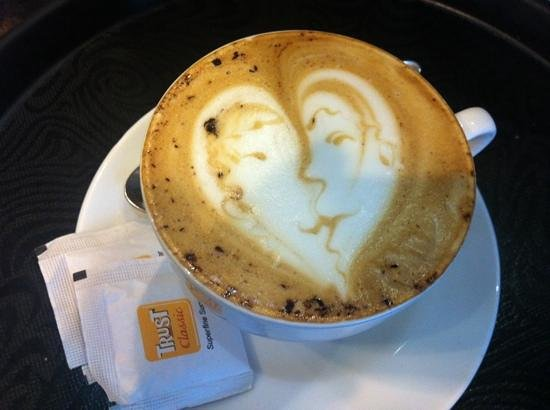 Nibs Cafe & Chocolataria: awsum
