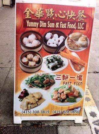 Yummy Dim Sum