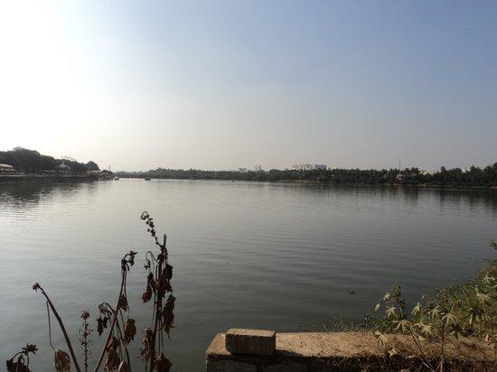 Lumbini Gardens : Lumbini Garden Lake View, Bangalore