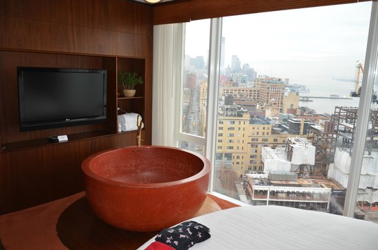 The Standard, High Line: Camera da letto