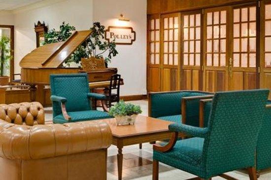 BON Hotel Bloemfontein Central: Reception Area