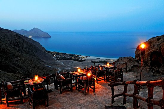 Six Senses Zighy Bay: Sense on the Edge