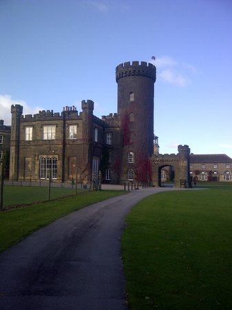 Swinton Park Country Club and Spa: Swinton Park.