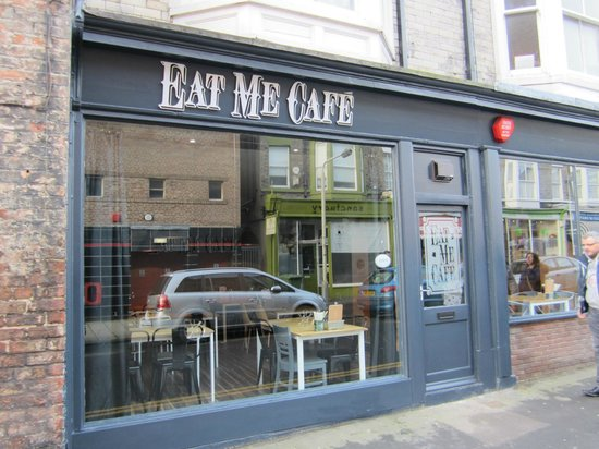 Eat Me Cafe : The New Us