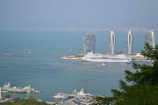 Serenity Coast Resort Sanya:                   lokale uitzichten