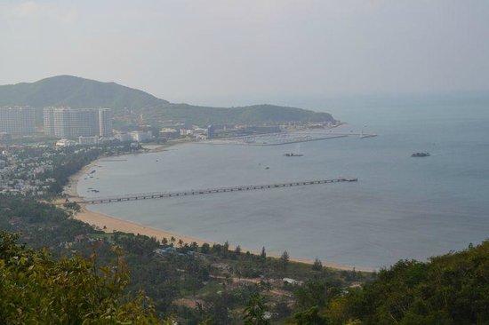 Serenity Coast Resort Sanya:                   locale uitzichten